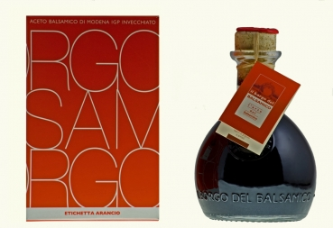 Aceto Balsamico di Modena IGP orange 250ml